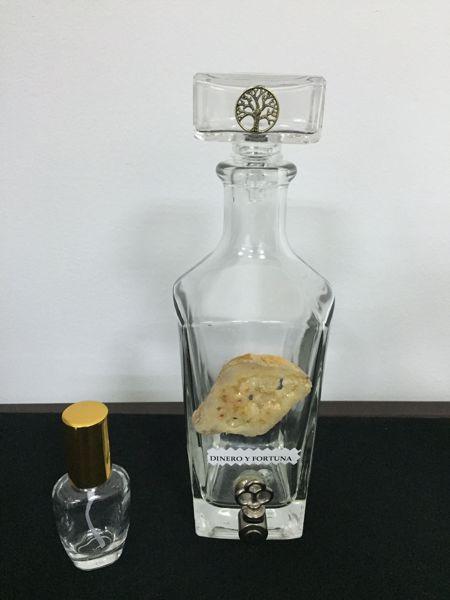 Imagen de 1 litro perfume alquimia dinero y fortuna
