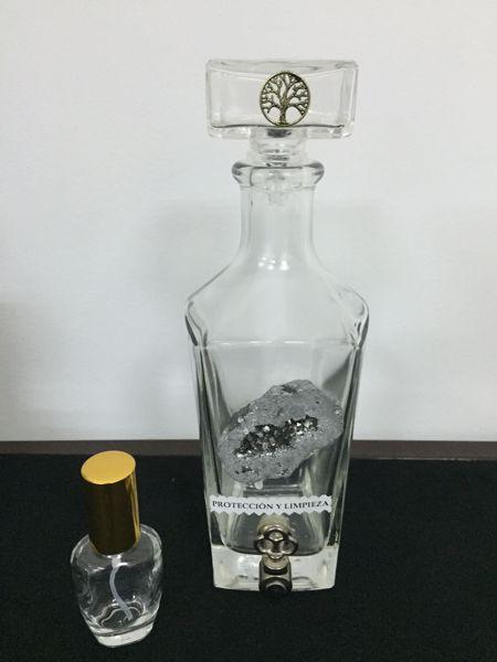 Imagen de 1 litro perfume alquimia protección y limpieza