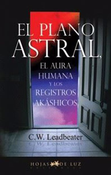 Picture of El plano astral. C. W. Leadbeater