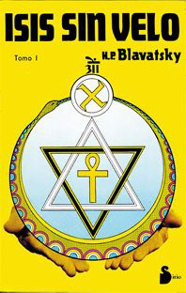 Picture of I isis without a veil I take 4 H. P. Blavatsky