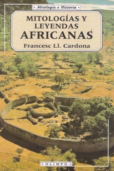 Imagen de MITOLOGIAS Y LEYENDAS AFRICANAS