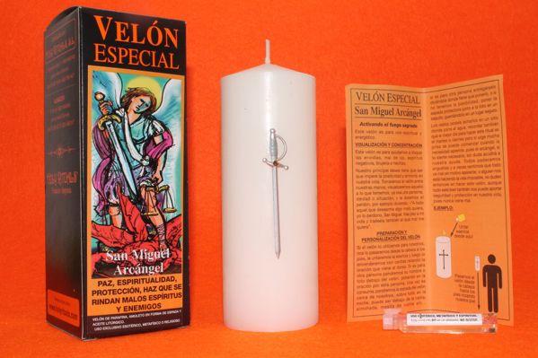 Picture of Velón especial San Miguel Arcángel