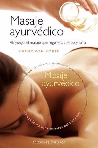 Picture of MASAJE AYURVEDICO (+DVD)