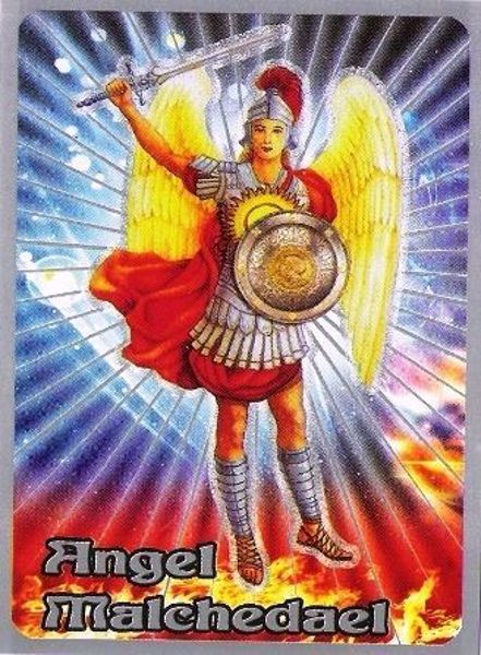 Picture of ANGEL MALCHEDAEL