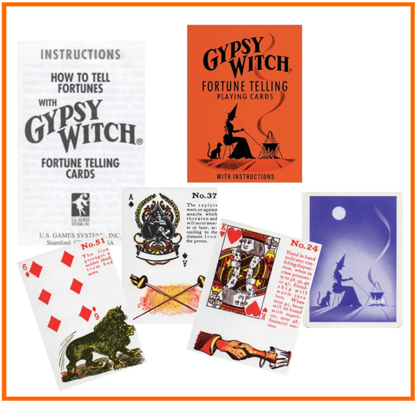 Imagen de GYPSY WITCH FORTUNE TELLING
