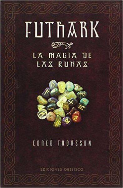 Imagen de FUTHARK. LA MAGIA DE LAS RUNAS EDRED THORSSON