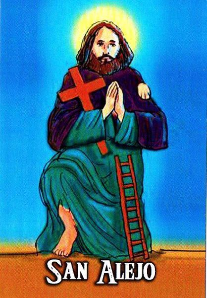 Picture of Saint Alexius