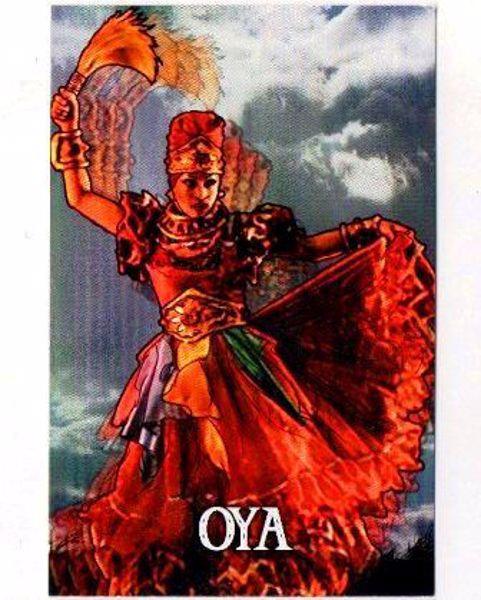 Imagen de OYA