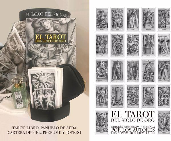 Imagen de  Tarot del Siglo de Oro Español. Pack joyero Luxuri