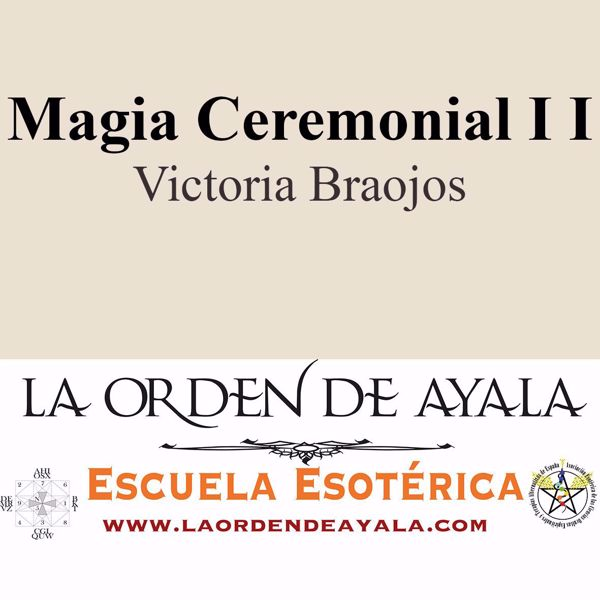 Picture of Magia ceremonial II. Victoria Braojos.