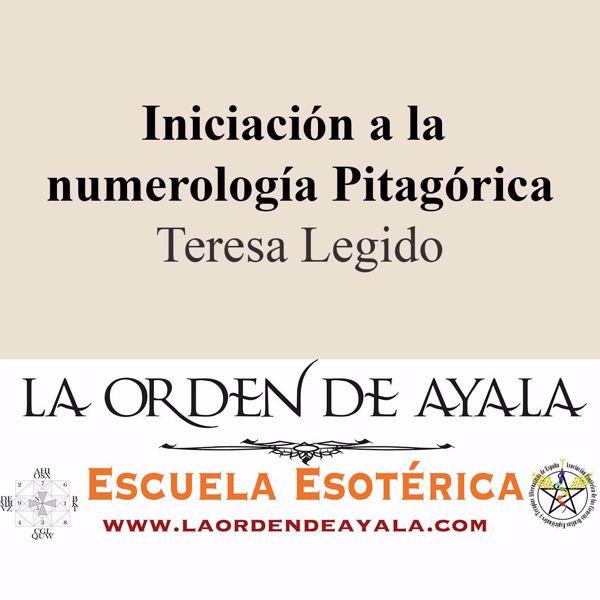 Imagen de Iniciación a la numerología pitagórica a través del Tarot. Teresa Legido.
